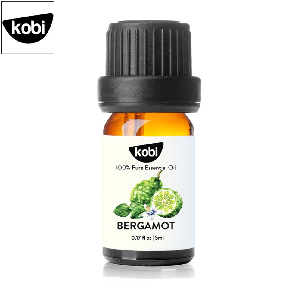 Tinh dầu cam hương Kobi bergamot essential oil thơm mát, sảng khoái, tạo cảm giác tích cực, giúp kháng khuẩn, chống co thắt, giảm căng thẳng, mệt mỏi