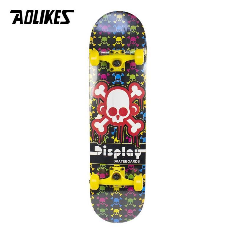 Giá bán Ván trượt Skateboard cao cấp Aolikes AL6001