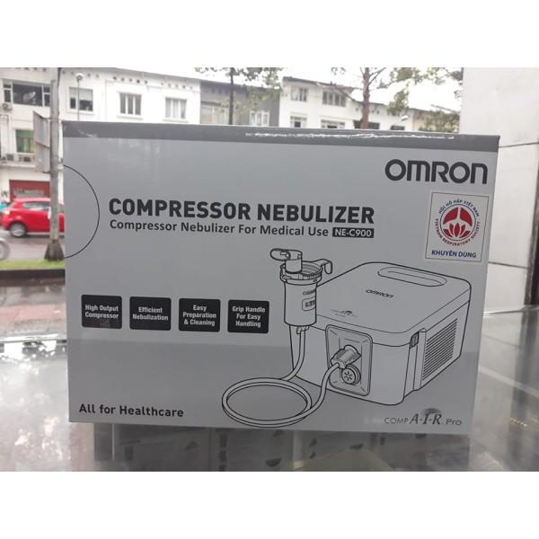 MÁY XÔNG KHÍ DUNG OMRON NE-C900 nhập khẩu
