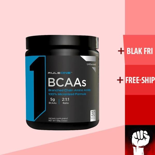Rule 1 BCAA - 30 lần dùng - Phục Hồi Cơ Tăng Sức Bền - Chính Hãng - Muscle Fitness