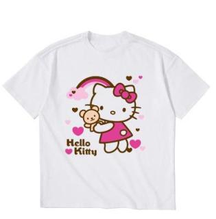 Áo Thun bé gái in hình EBG52 vải polly cotton dày mịn sản phẩm của gian hàng Thời Trang ELSA thumbnail