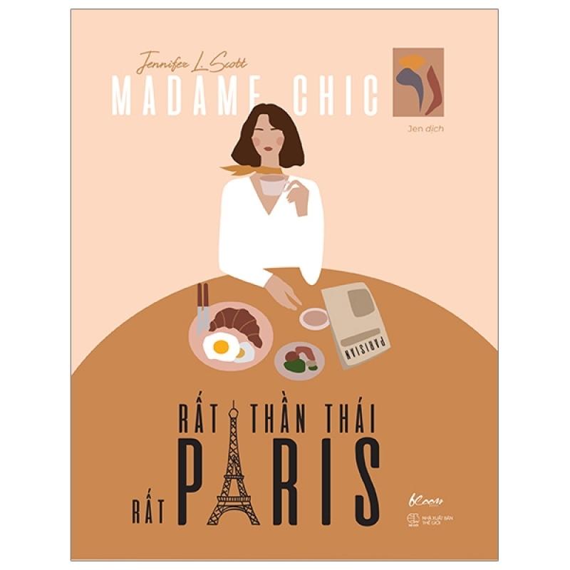 Fahasa - Madame Chic - Rất Thần Thái, Rất Paris