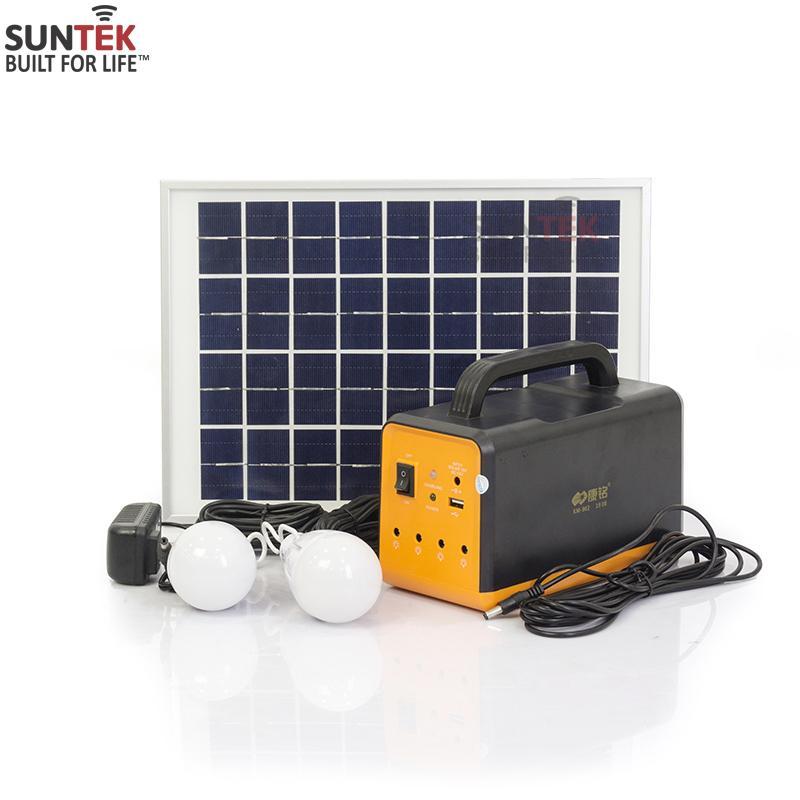 Bộ lưu điện 12V/9A SUNTEK KM-902 sạc bằng năng lượng mặt trời