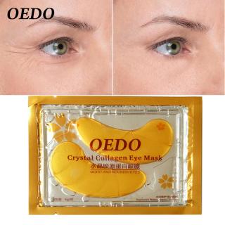 OEDO Miếng dán mắt chăm sóc da mắt collagen tinh thể vàng chống lão hóa Kem chống bọng mắt dạng vòng tròn tối màu chống bọng mắt thumbnail