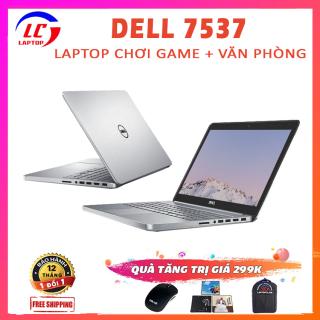 [Trả góp 0%]Dell Inspiron 7537 Mỏng Nhẹ Sang Chảnh i5-4210U VGA NVIDIA GT 750M-2G Màn 15.6 HD Laptop Dell. Laptop GIá Rẻ thumbnail