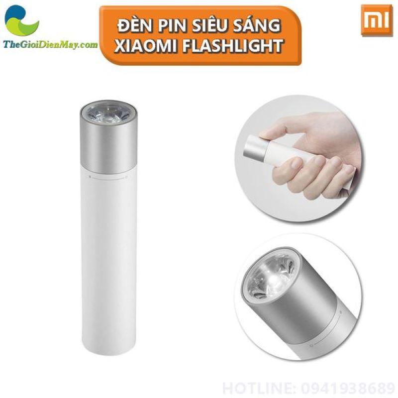 Đèn Pin Siêu Sáng Xiaomi flashlight Tích Hợp Sạc Dự Phòng - Bảo Hành 6 Tháng- Shop Điện Máy Center
