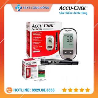 [Lấy mã giảm thêm 30%]Máy đo đường huyết Roche Accu Chek Active Performa thumbnail