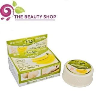 Kem ngăn ngừa Nứt Gót Chân The Banana Cream Heels 30g thumbnail