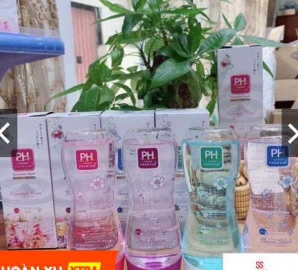 Dung dịch vệ sinh phụ nữ PH Care Nhật Bản cao cấp