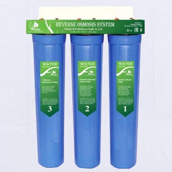 Bảng giá Bộ lọc nước sinh hoạt 3 cấp  20 (Xanh dương) TÍN XƯƠNG COMPANY Điện máy Pico