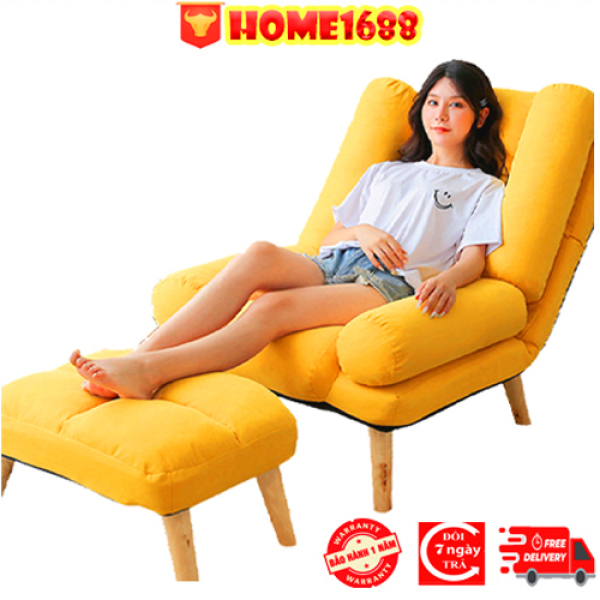 (Xả Hàng 3 Ngày) Ghế Lười Thư Giãn Cao Cấp, Đệm Dày Cực Êm, Khung Ghế Chắc Chắn ... (Có Nhiều Màu Lựa Chọn) - Home1688 giá rẻ