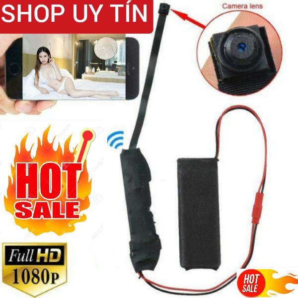 Offer Khuyến Mãi Camera Siêu Nhỏ V99 FULLHD 1080 Kết Nối Từ Xa - Phiên Bản Mới Nhất - Bảo Hành 6 Tháng 1 đổi 1