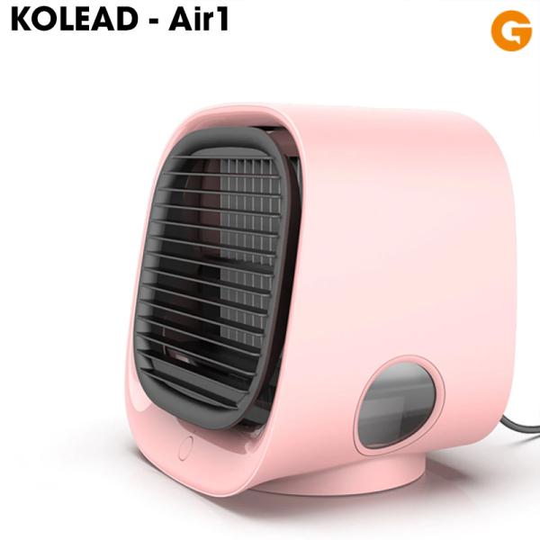 Quạt điều hòa mini quạt hơi nước KOLEAD -Air 1 tạo độ ẩm làm mát và thanh lọc không khí cho văn phòng nhà ở