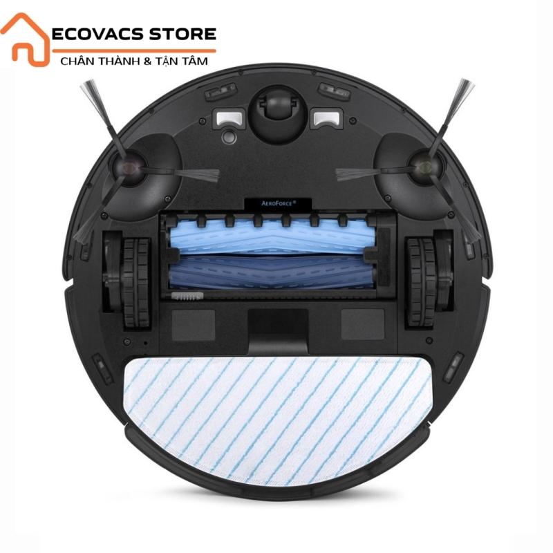 Ecovacs Deebot T9 AIVI - T9 Power OZMO Pro 2.0 Robot hút bụi lau sàn thông minh