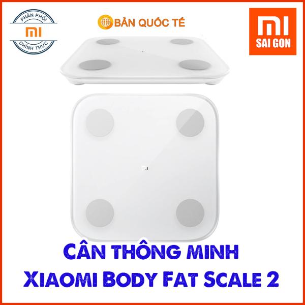 Cân thông minh Xiaomi Mi Body Composition Scale 2 - Bản Quốc Tế cao cấp