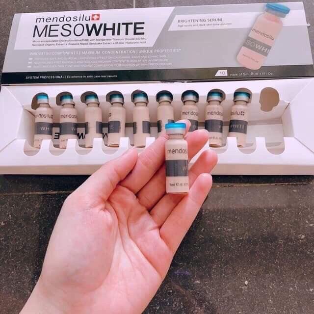 Cấy phấn Meso White