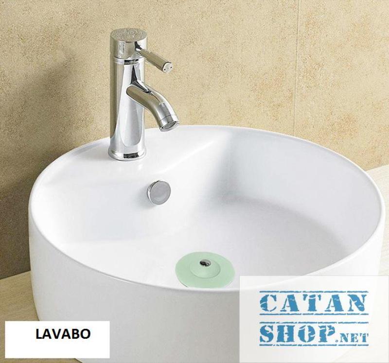 Miếng ngăn rác và giữ nước bồn rửa chén, lavabo, bồn rửa mặt,tấm chắn rác ngăn lông tóc,chống nghẹt ống nước GD247-LCRCC