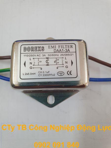 Bảng giá Bộ lọc nhiễu Sunhenry 1 pha 110/250V 3A, 6A Phong Vũ
