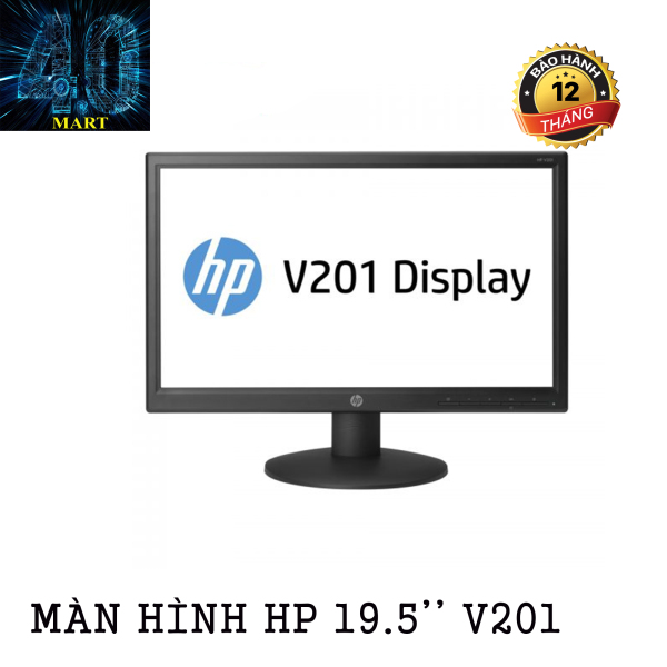 Giá Màn Hình HP V201 (19.5″/HD+/LED/VGA/5ms)-FULL BOX