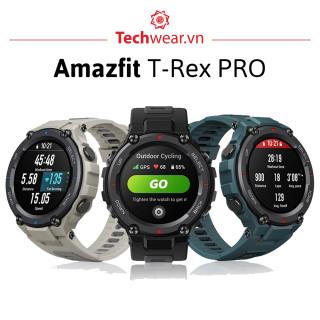 Đồng hồ Huami Amazfit T-rex Pro phiên bản quốc tế Full Tiếng Việt Mới 100% Bảo hành 12 tháng Giao hàng Toàn quốc thumbnail