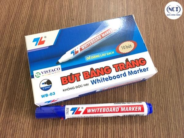 Mua 1 Hộp 10 cây bút lông lông bảng Thiên Long WB-03 (xóa được)