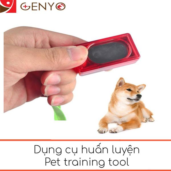Dụng cụ huấn luyện thú cưng - Clicker 002
