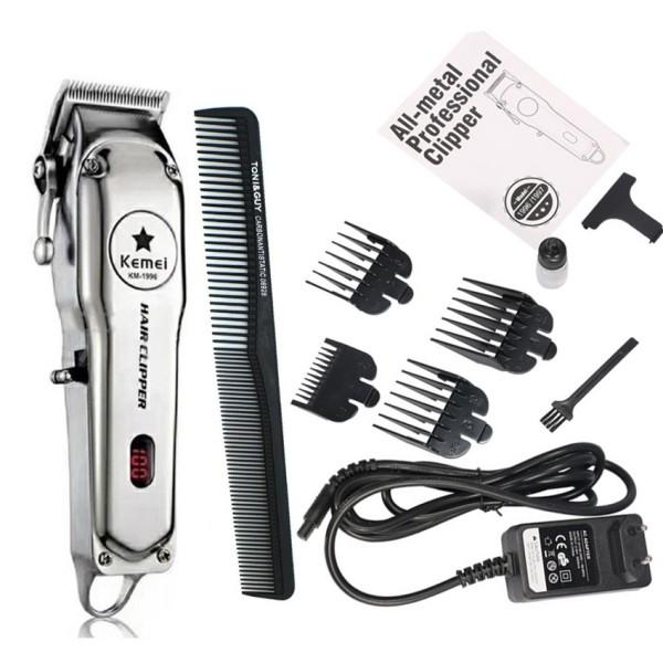 Tông đơ cắt tóc công suất 9w kemei KM1996 cao cấp