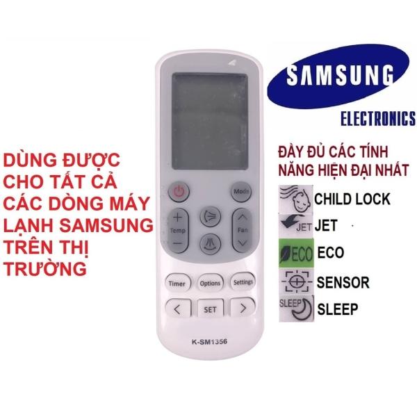 Remote, điều khiển máy lạnh SAMSUNG - DB93 (Cho tất các máy Samsung)
