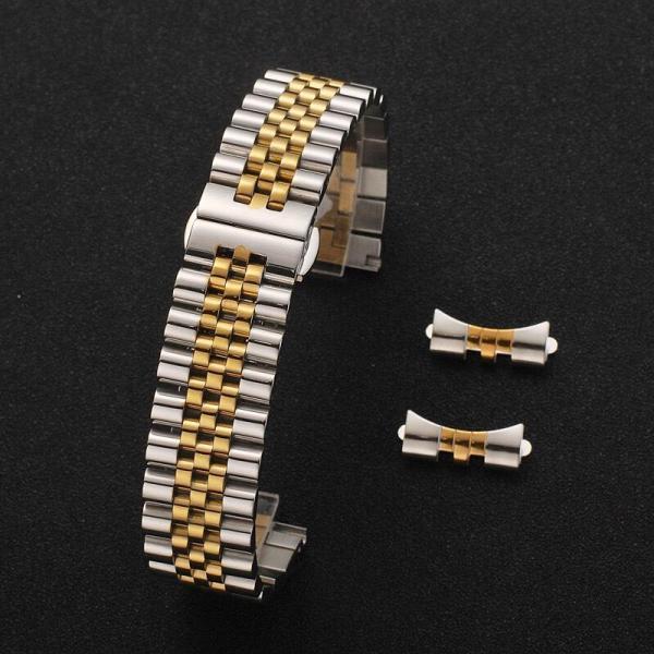 [HCM]Dây đồng hồ inox đúc size 12mm 13mm 14mm 16mm 17mm 18mm 19mm 20mm 21mm 22mm