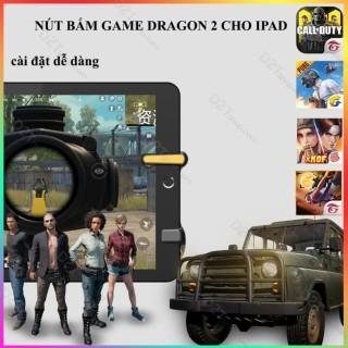 Nút bấm game Dragon 2 cho iPad tự động autotap 30 lần giây cực khủng chơi game PUBG Call of Duty Free Fire 4