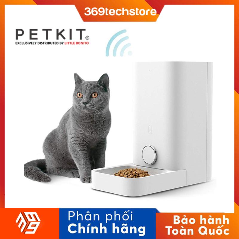 [ HÀNG CHÍNH HÃNG ] Máy cho Pet, chó, mèo tự động ăn thông minh mini Petkit