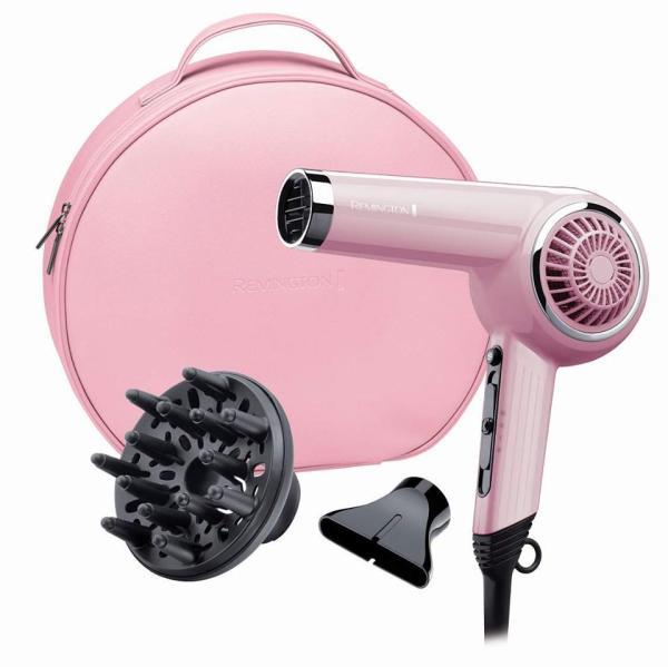 Máy Sấy Tóc Remington Retro Pink Lady D4110OP, Công Suất 2000W