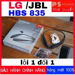 100% new LG JBL HBS 835 bluetooth headset 100% new thumbnail