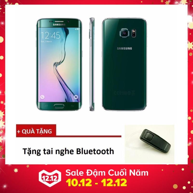 Samsung Galaxy S6 Edge G925 32GB (Xanh lục bảo) - Hàng nhập khẩu + Tặng kèm 1 tai nghe Bluetooth