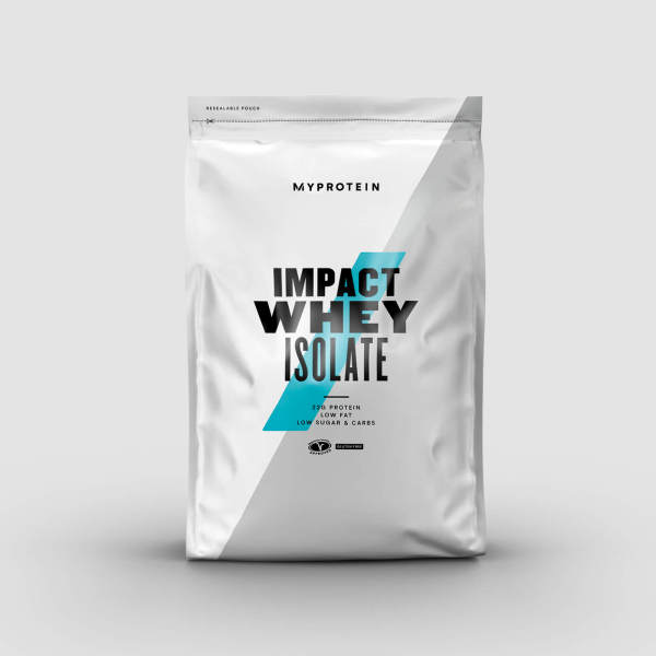 IMPACT WHEY ISOLATE 2.2lbs 90% Protein Tinh Chất Chất Lượng Cao