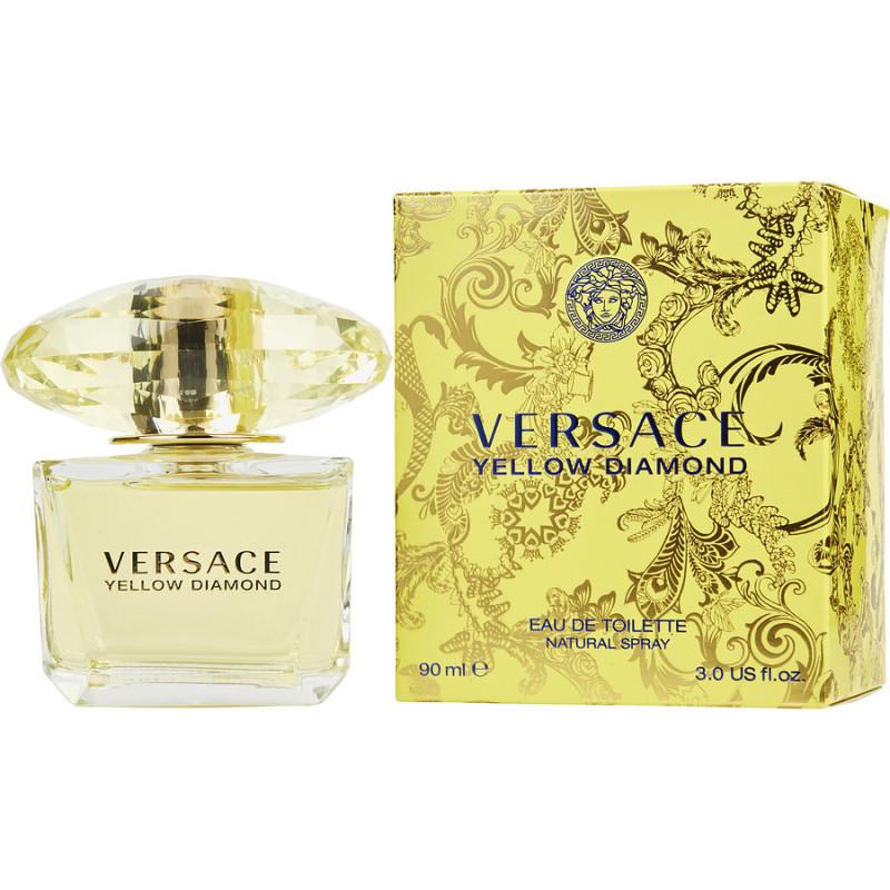 Nước hoa nữ V.E.R.S.A.C.E Yellow Diamond Eau De Toilette 90ml