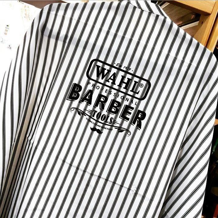 Áo Choàng Sọc Barber Wahl Professional giá rẻ