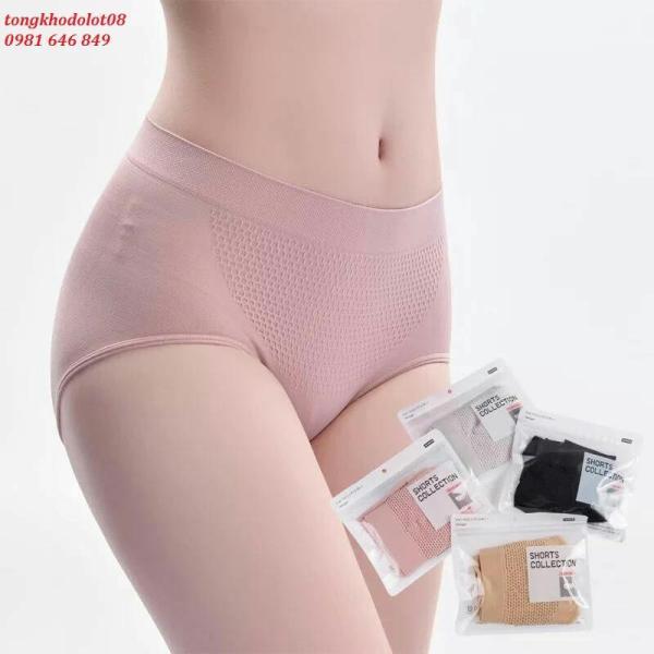 Combo 10 quần lót kháng khuẩn xuất Nhật cao cấp