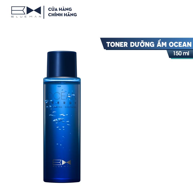 Toner Chống Da Nhờn OCEAN BLUEMAN Kháng Viêm Dưỡng Ẩm 150ml