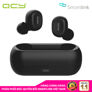 Tai nghe true wireless QCY T1C - Chính hãng được phân phối bở Smartlink bảo hành 1 đổi 1 trong 12 tháng thumbnail