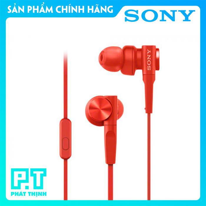 Tiết Kiệm Cực Đã Khi Mua Tai Nghe Sony MDR-XB55AP Extra BASS - Bảo Hành Chính Hãng 12 Tháng