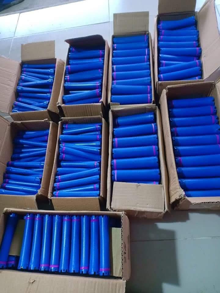 Combo 10 cây xương uốn nóng 24V YM ( uốn setting ) size 11 đến 28