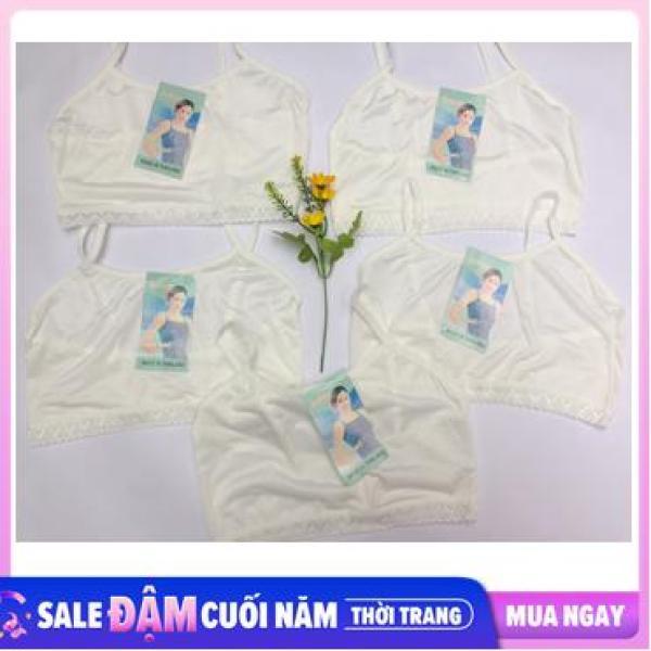 combo 5 áo lá thun lạnh cho học sinh(35-50 ky)
