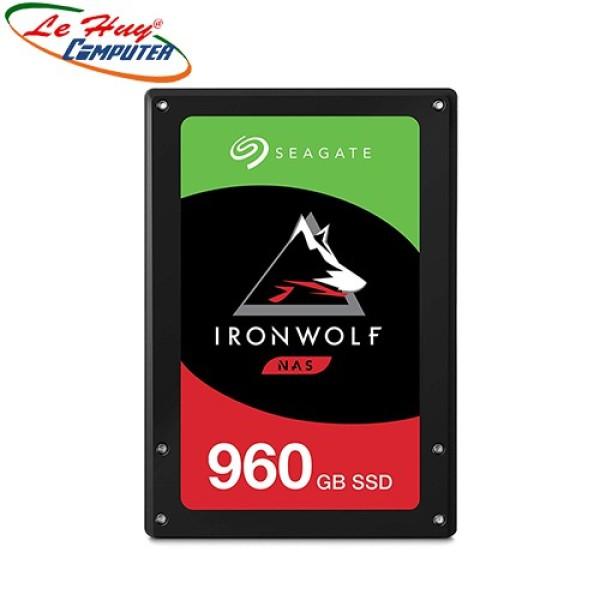 Bảng giá Ổ Cứng Ssd Seagate Ironwolf 110 960Gb 2.5 Sata (Za960Nm10011) Phong Vũ