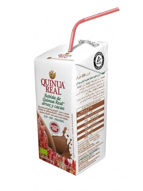 Sữa diêm mạch, gạo cacao hữu cơ