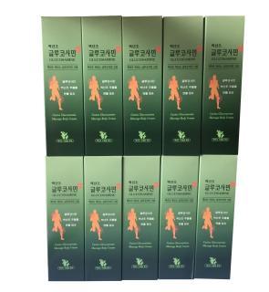 Combo 10 hộp dầu lạnh xoa bóp khớp Glucosamine - 150ml Hàn Quốc-PP Sâm Yến Thái An thumbnail