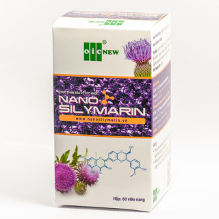 Nano Silymarin OIC - Hỗ trợ điều trị bệnh về gan thumbnail