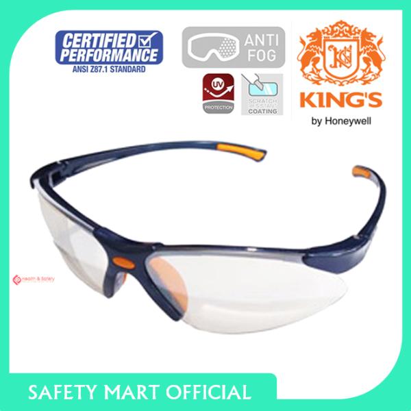 Giá bán Kính bảo hộ thời trang Kings KY313B  tráng bạc, chống xước, chống đọng sương, chống bụi bảo vệ mắt cao cấp
