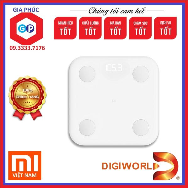 Cân thông minh Xiaomi Mi Body Fat Scale (Quốc Tế Version) - Phân Phối Bởi DGW