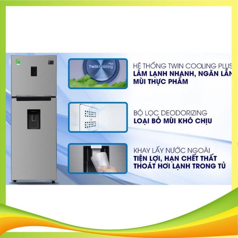 Tủ lạnh Samsung Inverter 319 lít RT32K5932S8/SV chính hãng